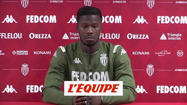 Keita Baldé «Dans le foot, la peur n'existe pas» - Foot - L1 - Monaco