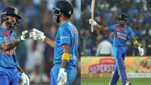 IND vs SL 3rd t20 : Rahul plays a responsible knock as an opener | Oneindia Knanada