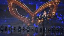 Milly Carlucci presenta 'Il cantante Mascherato': Mettersi in gioco nella vita è importante'