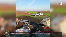 Dépôts sauvages : les déchets des pollueurs renvoyés à leur domicile