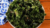 These Cool Ranch Kale Chips Are IMPOSSIBLE To Resist