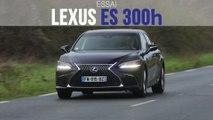 Essai Lexus ES 300h Executive 2020
