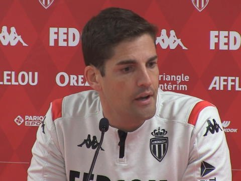 "20e j. - Moreno : ""On peut gagner chaque match"""