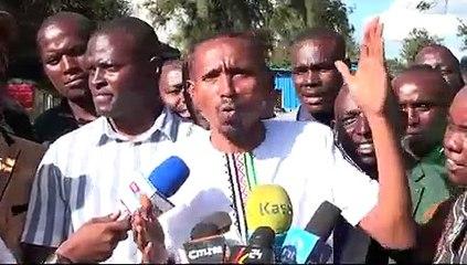 Moha Jicho Pevu speaks in Gikuyu
