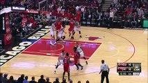 Houston Rockets 105-114 Chicago Bulls