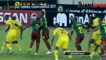 Mali ve Kamerun yenişemedi! Mali 1-1 Kamerun