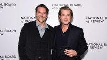Brad Pitt doit sa sobriété à Bradley Cooper