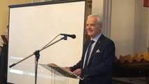 Derniers voeux pour le maire Yves Lamy