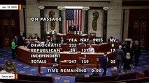 House Passes PFAS Chemicals Bill