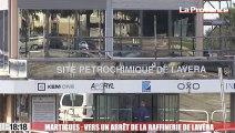 Martigues : vers un arrêt de la raffinerie Petroineos de Lavéra