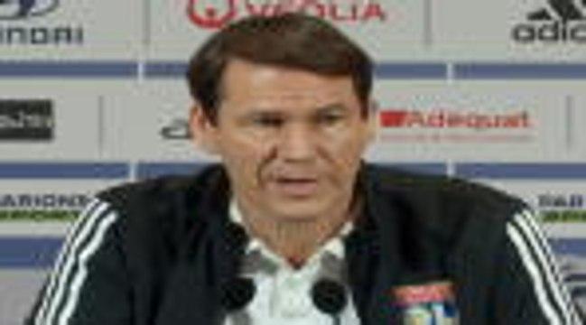 """Transferts - Garcia : """"On ne peut pas rester comme ça"""""""