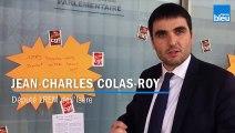 Le député LREM de l'Isère J.C Colas-Roy dénonce des menaces par des militants CGT