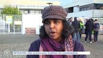 Le journal - 10/01/2020 - RETRAITES Des actions pour mobiliser les contestataires