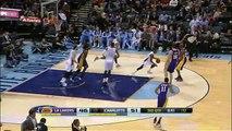 Los Angeles Lakers 88-85 Charlotte Bobcats