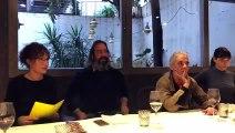 Lletra d'or a l'Enric Casasses per 'El nus la flor'