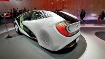 CES de Las Vegas : Sony, Audi, Toyota... les concept-cars les plus fous du salon