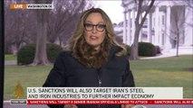 New US sanctions target eight senior Iranian officials