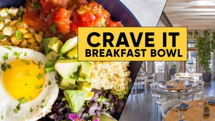 Best Breakfast Bowl in Los Angeles (CRAVE IT)