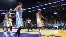 Denver Nuggets 101-94 Los Angeles Lakers