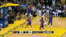 Detroit Pistons 95-113 Golden State Warriors