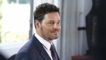 'Grey's Anatomy' Longtime Star Justin Chambers to Exit ABC Series | THR News