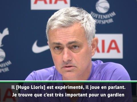 """Tottenham - Mourinho : """"Nous perdons Kane, nous récupérons Lloris"""""""