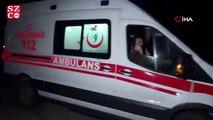 13 ayrı suçtan aranan şahıs polisle çatıştı: 3 kişi yaralandı