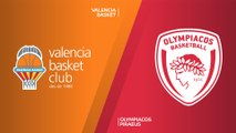 Valencia Basket - Olympiacos Piraeus Highlights | Turkish Airlines EuroLeague, RS Round 18