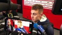 """Rennes-OM : """"On a montré qu'on avait faim"""" (Rongier)"""