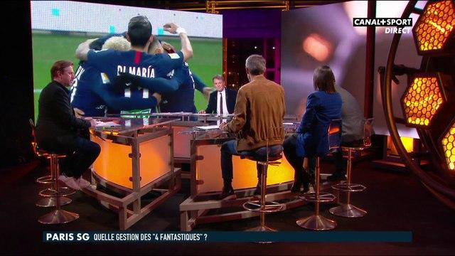 """PSG : Quelle gestion des """"4 fantastiques"""" ? - Late Football Club"""