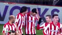 A. Madrid yarı finalde.. Athletic Bilbao 1-2 Atletico Madrid