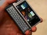 Impressions : Sony Ericsson Xperia X1 MWC 2008