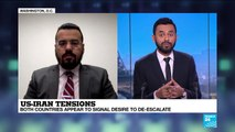 "Mohammed Soliman on France 24: ""Iran's retaliation was symbolic and meant for domestic consumption"""