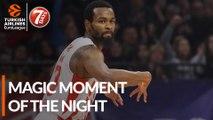 7DAYS Magic Moment of the Night: Kevin Punter, Crvena Zvezda mts Belgrade