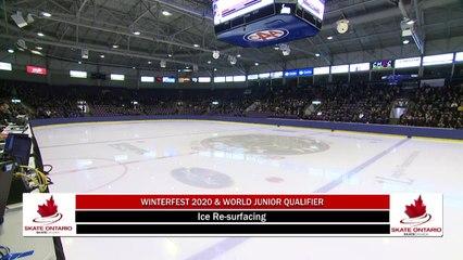 2020 Winterfest & World Junior Synchronized Skating Championship Qualifier (3)