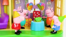 Best Peppa Pig Learning Video for Kids - George's Birthday Party Adventure-