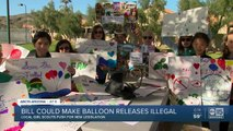 New bill could make releasing plastic balloons illegal