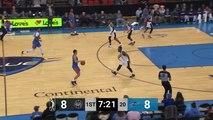 Justin Patton (15 points) Highlights vs. Raptors 905