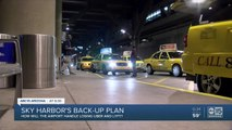 Sky Harbor's backup plan if it loses Uber and Lyft
