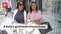 One Of R Kelly's Girlfriends Is Gone