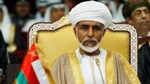 Oman's Sultan Qaboos dies: State media