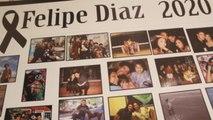 Allegados al cocinero español asesinado en México acuden a su funeral