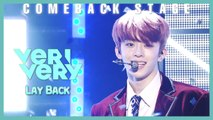 [Comeback Stage] VERIVERY - Lay Back , 베리베리 -Lay Back Show Music core 20200111