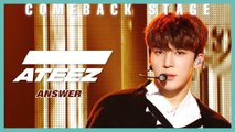 [Comeback Stage] ATEEZ - Answer,  에이티즈 - Answer Show Music core 20200111