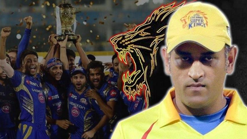 மும்பை  பகையை முடிக்குமா சென்னை   IPL 2020 - MI Vs CSK Full Team Comparison