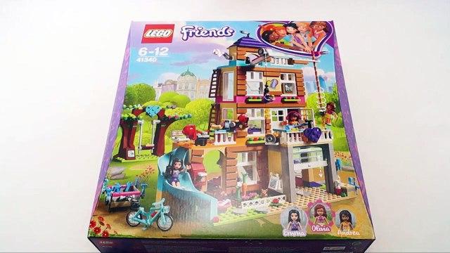 LEGO 41340 Friendship House - LEGO Friends Speedbuild