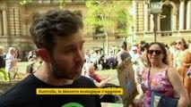 Australie : les incendies continuent de dévaster le pays