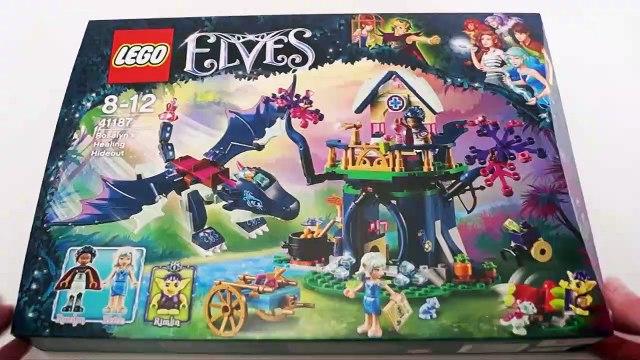 LEGO 41187 Rosalyn's Healing Hideout - LEGO Elves Speed Build