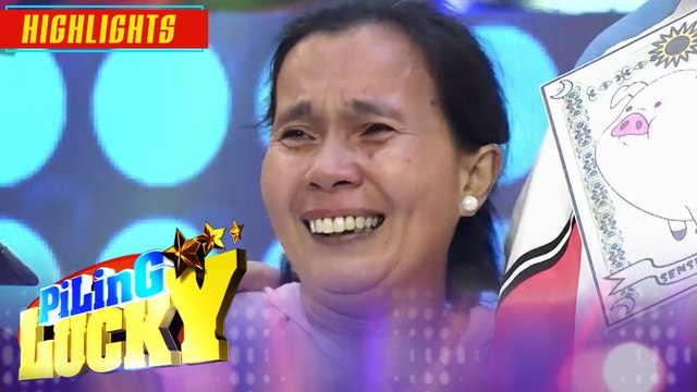 Divina wins the jackpot prize | It's Showtime Piling Lucky