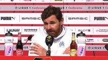 """Rennes-OM : Villas-Boas """"notre attitude cette année est incroyable !"""""""